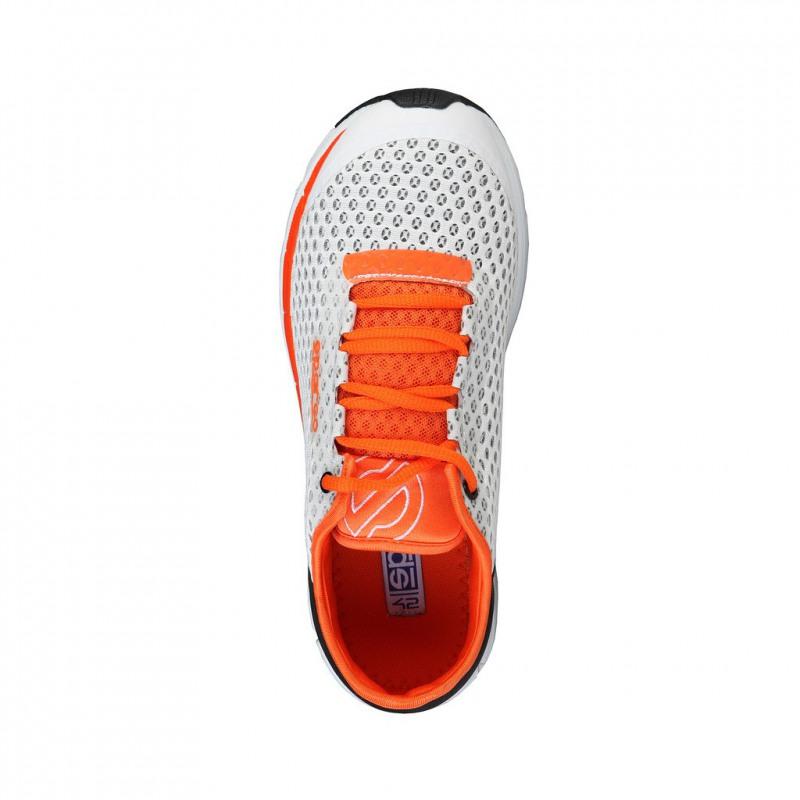 basket sparco daytona couleur bleu orange au meilleur prix. Black Bedroom Furniture Sets. Home Design Ideas