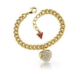Bracelet Guess UBB70206, avec coeur