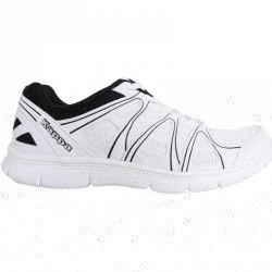 Basket Kappa homme, ULAKER , blanc/noir, mesh