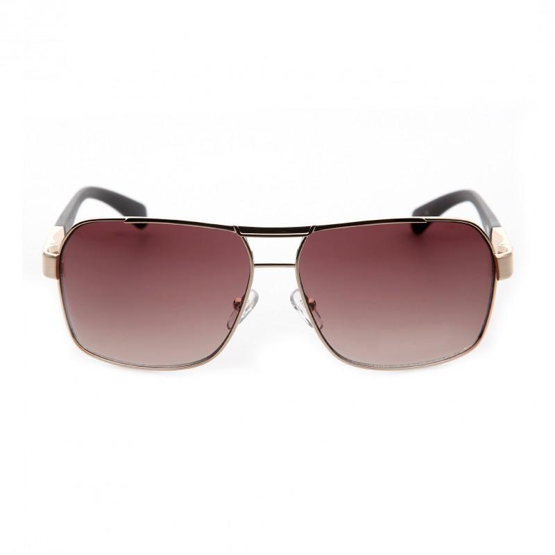 lunettes de soleil guess couleur or pour hommes gu6751. Black Bedroom Furniture Sets. Home Design Ideas