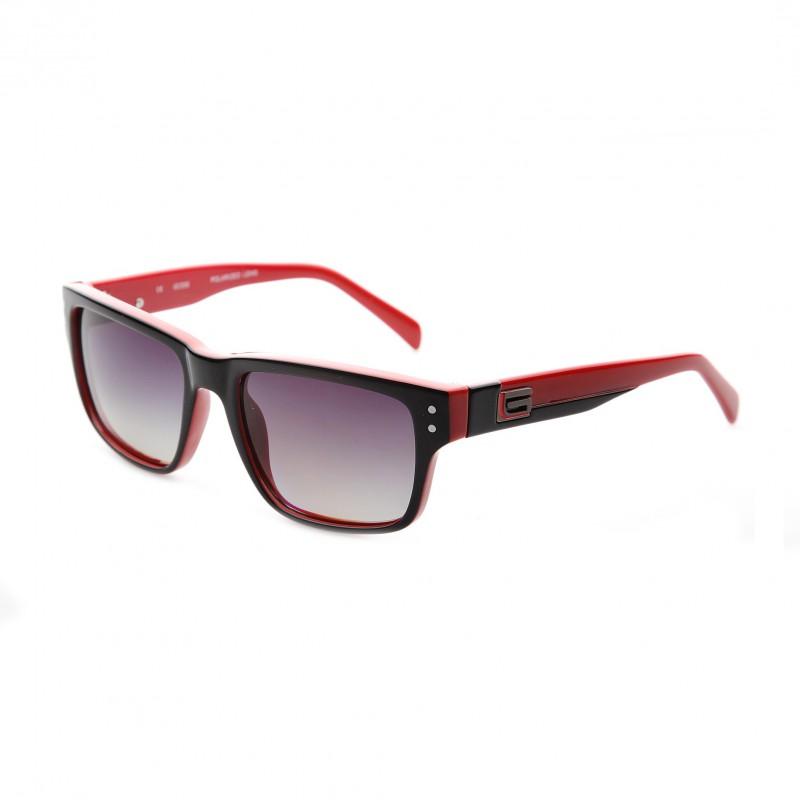 lunettes de soleil guess couleur rouge pour hommes gu1010p. Black Bedroom Furniture Sets. Home Design Ideas