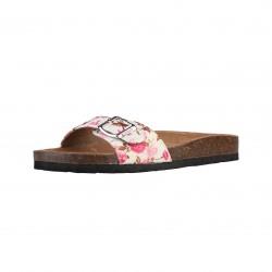 Sandales femmes SUPERGA, rose