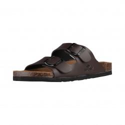 Sandales femmes SUPERGA S11C371 synthétique coloris marron