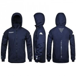 Vestes, coupe-vent KAPPA Bleu, homme, modèle GORMA RAIN , 3024KH0_903