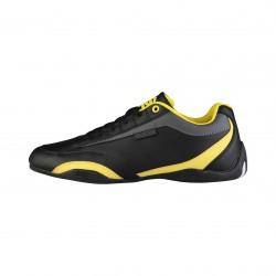 Sneakers SPARCO, modèle ZANDVOORT, noir et jaune