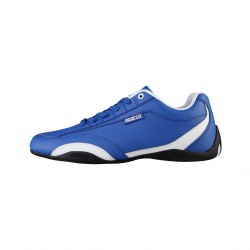 Sneakers SPARCO, modèle ZANDVOORT, bleu/blanc