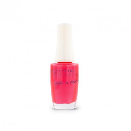 Vernis à ongles corail, effet laqué, Bestcolor S57,