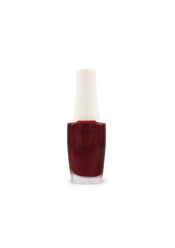 Vernis à ongles couleur bordeaux laqué, Bestcolor S44