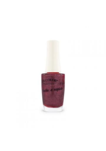Vernis à ongles couleur mauve nacré, Bestcolor S18