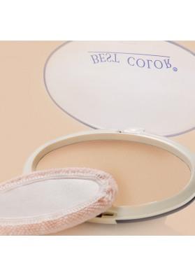 Poudre compact peau mi clair, abricot, C01