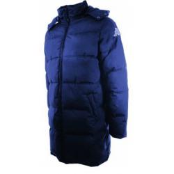 doudoune 3/4, modèle Seddolo jkt, pour hommes Kappa, bleu