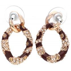 Boucles d'oreilles GUESS, UBE21573, rose, à prix réduit