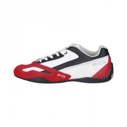Sneakers Sparco SP-F3 rouge/blanc