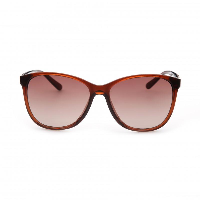 lunettes de soleil guess couleur marron pour femmes gu7283. Black Bedroom Furniture Sets. Home Design Ideas