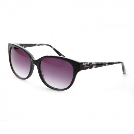 Lunettes de soleil GUESS couleur noir pour femmes GU7332