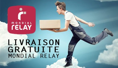 livraison gratuite mondial relay